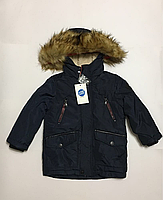Зимняя куртка для мальчиков 98-104 см