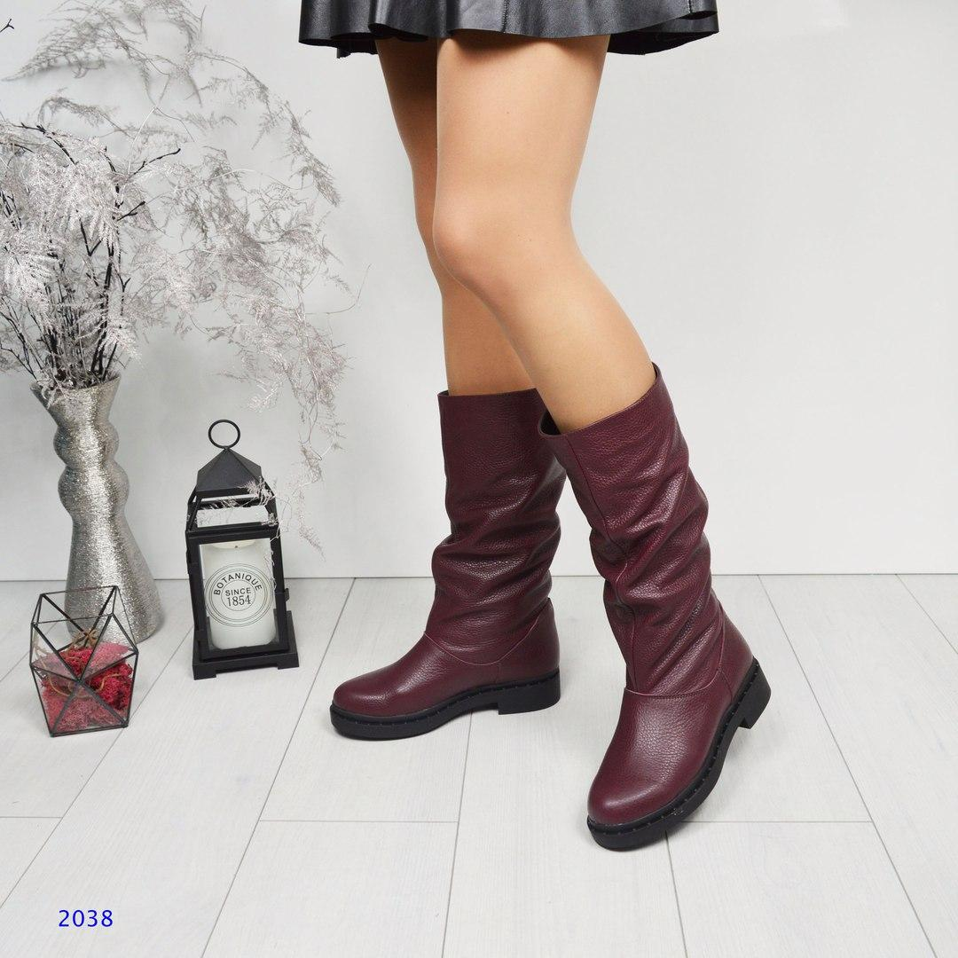 b34235821bbd Зимние натуральные сапоги-трубы, цена 1 250 грн., купить в Харькове ...