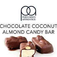 Натуральный Ароматизатор TPA Высокой Концентрации 10ml (Chocolate Coconut Almond Candy Bar)