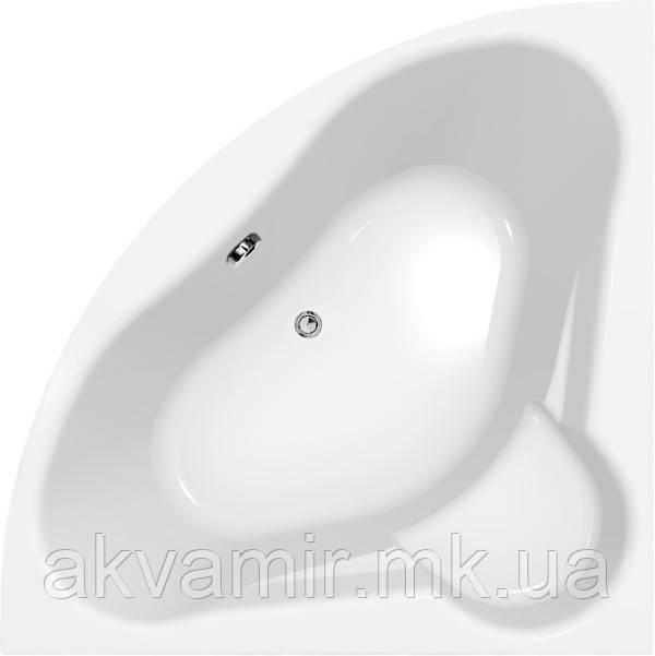 Ванна акриловая симметричная Cersanit VENUS 150x150 с ножками