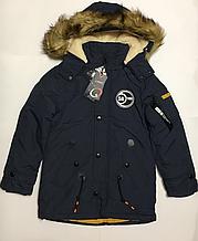 Зимова куртка парку для хлопчиків 12 років