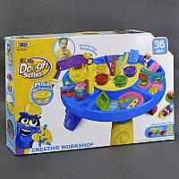 Детский набор для лепки 8724 (8) 34 дет, в коробке