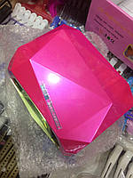 Лампа для сушки ногтей УФ Led лампа, 36 W (цвета в ассортименте)