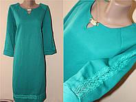 Платье из ткани воздушная кукурузка