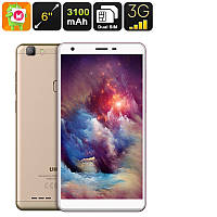 Смартфон Uhans S3 1/16gb Gold 3100 мАч MediaTek MT6580