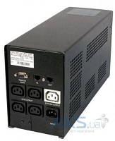 Источник бесперебойного питания Powercom Black Knight Pro BNT-1000AP