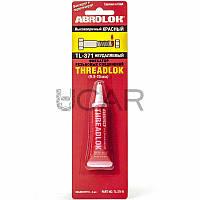 Abro TL-371 Threadlock фиксатор резьбы для неразборных соединений, 6 мл