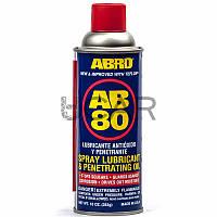Abro AB-80Rbig AB 80 проникающая смазка аэрозольный, 283 мл