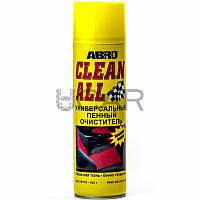 Abro FC-577 Clean All очиститель салона пенный аэрозольный, 623 г