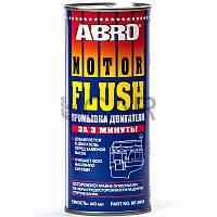 Abro MF-390 Motor Flush 3-минутная промывка маслянной системы, 443 мл