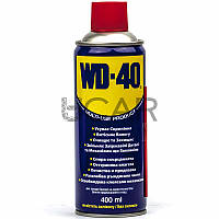 WD-40 Универсальная проникающая смазка, 400 мл