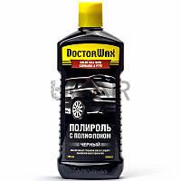 Doctor Wax DW8401 Полироль с тефлоном Черный, 300 мл