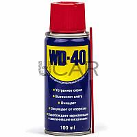 WD-40 Универсальная проникающая смазка, 100 мл