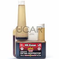 Hi-Gear HG3309 Октан-корректор и кондиционер для бензиновых двигателей с SMT2, 240 мл
