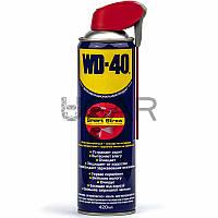 WD-40 Smart Straw Универсальная проникающая смазка, 420 мл
