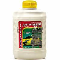 EuroStandart Antifreeze-40 Yellow желтый антифриз, 1 кг (701124)
