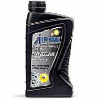 Alpine Syngear 75W-90 API GL-4/GL-5 трансмиссионное масло, 1 л (0100741)