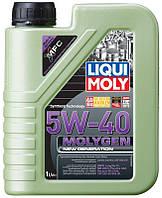 Liqui Moly 9053 Molygen New Generation 5W-40 синтетическое моторное масло, 1 л