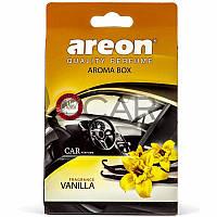 Areon Aroma Box Vanilla освежитель воздуха под сиденье, 70 г