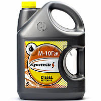Sputnik М10Г2К дизельное моторное масло, 5 л