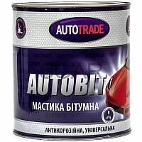 Auto Trade Autobit мастика битумная, 4,3 кг