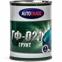 Auto Trade Грунт ГФ-021 красно-коричневый, 900 г