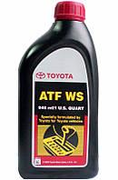 Toyota ATF WS специальная жидкость для АКПП, 0,946 л (00289-ATFWS)