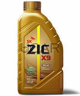 ZIC X9 LS 5W-40 Diesel дизельное моторное масло, 1 л (132609)