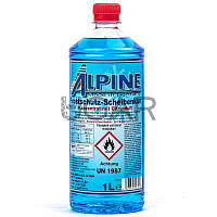 Alpine Frostschutz Scheibenklar (-80°C) концентрат зимнего омывателя, 1 л (0101222)