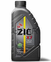 ZIC X7 10W-40 Diesel дизельное моторное масло, 1 л (132607)