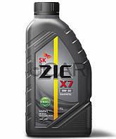 ZIC X7 5W-30 Diesel дизельное моторное масло, 1 л