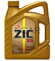 ZIC X9 5W-30 синтетическое моторное масло, 4 л