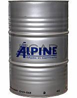 Alpine TS 10W-40 (API SL/CF) полусинтетическое моторное масло, 208 л