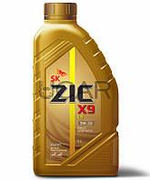 ZIC X9 LS 5W-30 синтетическое моторное масло, 1 л