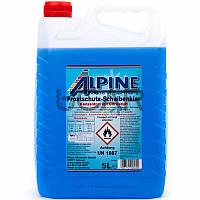 Alpine Frostschutz Scheibenklar (-80°C) концентрат зимнего омывателя, 5 л (0101223)