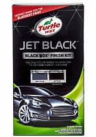 Turtle Wax Jet Black Black Box Finish Kit набор для черного авто 4x355 мл