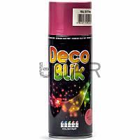 Deco Blik RAL 3022 краска Розовый лосось аэрозольная, 450 мл
