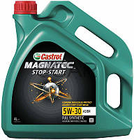 Castrol Magnatec Stop-Start 5W-30 A3/B4 синт. моторное масло, 4 л