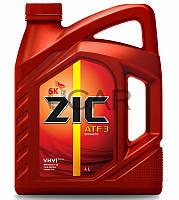 ZIC ATF 3 жидкость для АКПП, 4 л