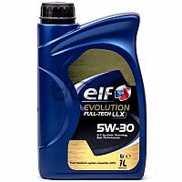 ELF Evolution Full-Tech LLX 5W-30 синтетическое моторное масло, 1 л
