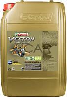 Castrol Vecton Long Drain 10W-40 E6/E9 дизельное моторное масло, 20 л