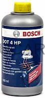 Bosch DOT 4 HP тормозная жидкость, 0,5 л (1987479112)