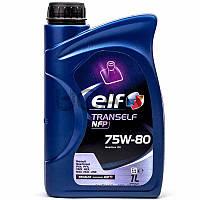 ELF Tranself NFP 75W-80 (API GL-4+) трансмиссионное масло, 1 л