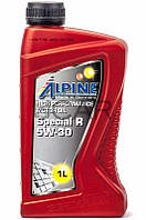 Alpine Special R 5W-30 (ACEA C4) синтетическое моторное масло, 1 л