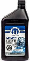 Mopar MaxPro SAE 5W-30 синтетическое моторное масло, 0,946 л
