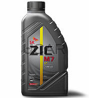 ZIC M7 4T синтетическое моторное масло для мототехники, 1 л (137211)
