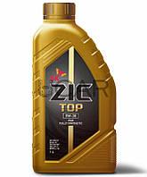 ZIC TOP 5W-30 синтетическое моторное масло на основе ПАО, 1 л (132612)