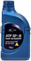Mobis ATF SP-III (Lock-Up Clutch) жидкость для АКПП, 1 л (04500-00100)