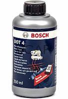 Bosch DOT 4 тормозная жидкость, 0,25 л (1987479105)
