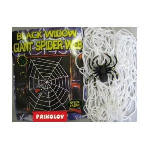 Прикол павутина шнурок 130*130см